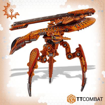 Shaltari Ocelot / Panther Warstrider 2
