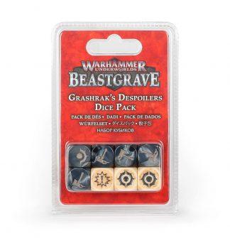 Warhammer Underworlds: Grashrak's Despoilers Dice Pack 1