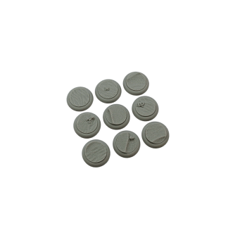 Desert Bases, WRound 30mm (5) 1
