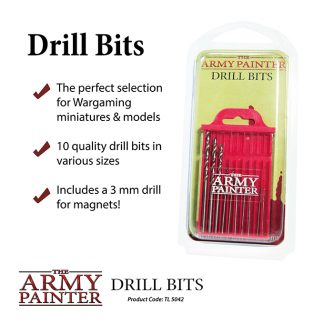 Army Painter Drill Bits 1