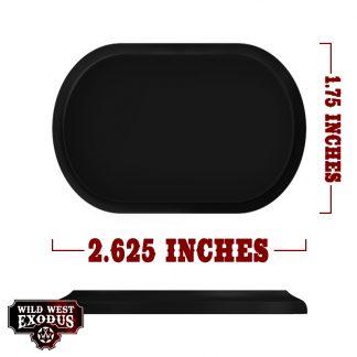 Warcradle Medium Oval Bases - 5 Pack 1