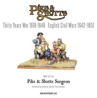 Pike & Shotte Surgeon 1