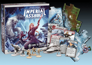 Imperial Assault: Return To Hoth 1