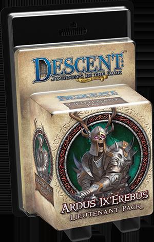 Descent 2nd Ed: Ardus Ix'Erebus 1