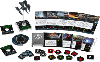 Star Wars X-Wing: TIE/D Defender 1