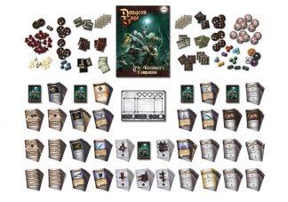 Dungeon Saga: The Adventurer's Companion 1