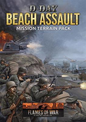 D-Day: Beach Assault Mission Terrain Pack 1