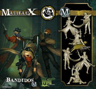 Outcasts Bandidos M2E 1