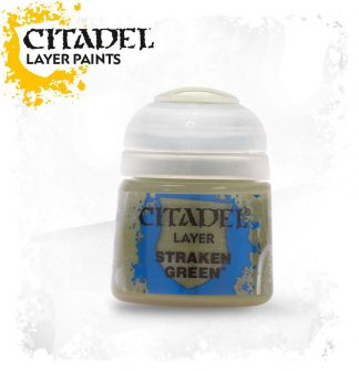 Citadel Layer: Straken Green 1