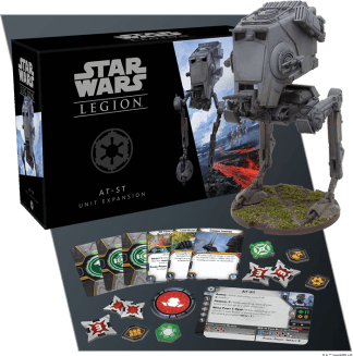 Star Wars Legion: AT-ST 1