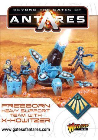 Freeborn X-howitzer 1