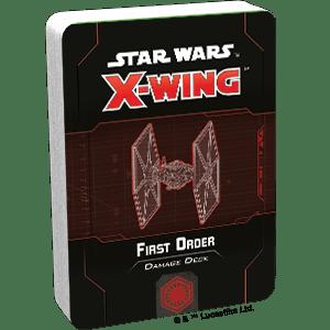 Star Wars X-Wing: First Order Damage Deck 1