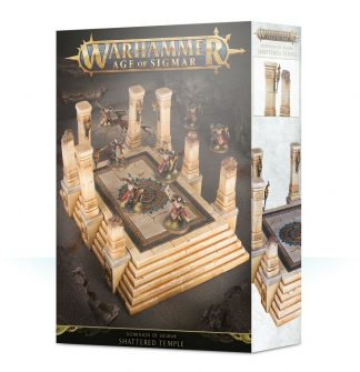 Dominion of Sigmar: Shattered Temple 1
