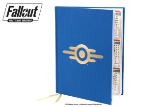 Fallout: Wasteland Warfare RPG Collector's Edition Rulebook 1