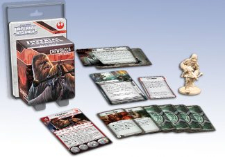 Chewbacca Ally Pack 1