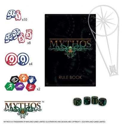 Mythos: Rules & Gubbins Box 2