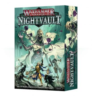 Warhammer Underworlds: Nightvault (French) 1