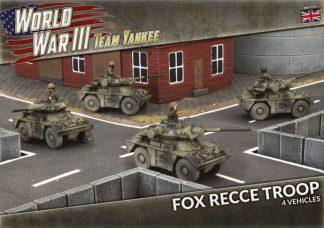 British Fox Recce Troop 1