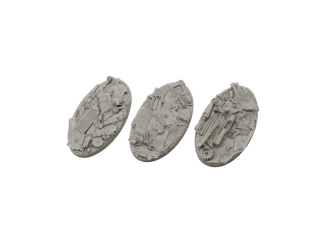 Scrapyard Bases, Oval 75mm (2) 1
