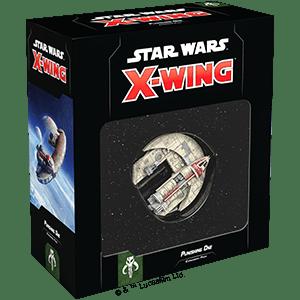 Star Wars X-Wing: Punishing One 1