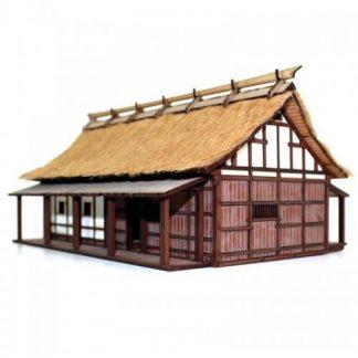 Shogunate Japanese Village Elder's House 1