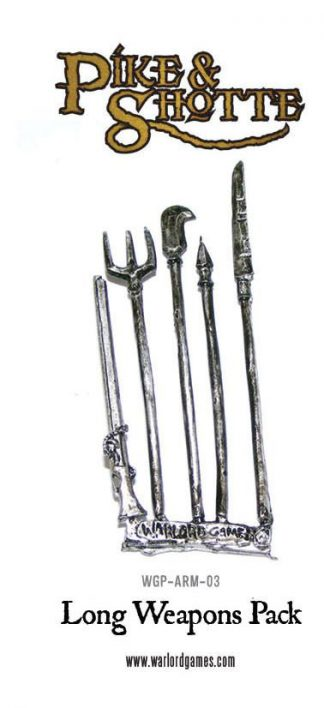 Long Weapons Pack 1
