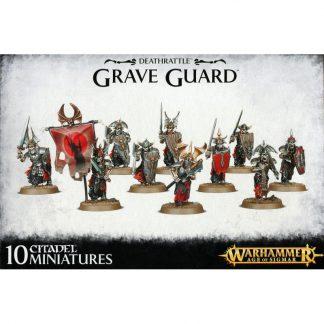 Deathrattle Grave Guard 1