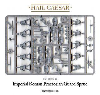 Imperial Roman Praetorian Guard Infantry Sprue 1
