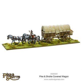 Pike & Shotte Covered Wagon 1