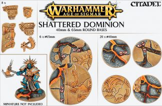 Shattered Dominion (65mm & 40mm) 1