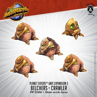 Monsterpocalypse Planet Eaters Belchers & Crawler 1