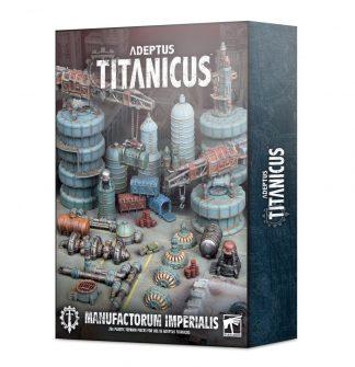 Adeptus Titanicus: Manufactorum Imperialis 1