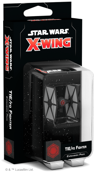 Star Wars X-Wing: TIE/fo Fighter Expansion 1