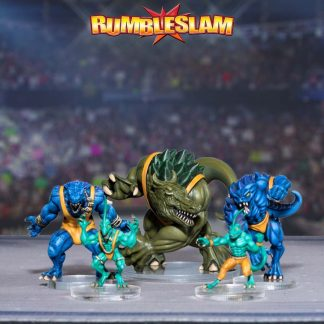 Rumbleslam The Cold Bloods 1