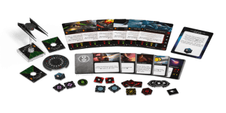 Star Wars X-Wing: TIE/vn Silencer 1