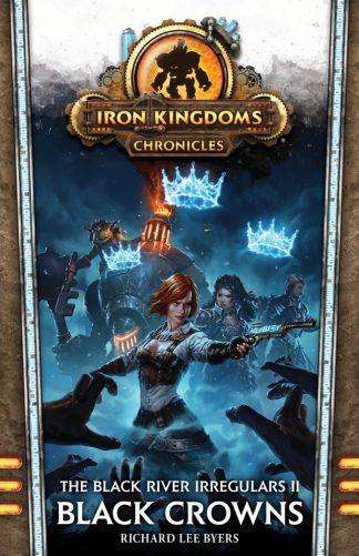 Black Crowns Novel (softback) 1
