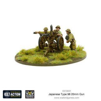 Japanese Type 98 20mm Gun 1