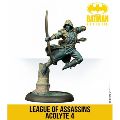 League Of Assassins Acolytes 5