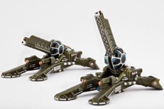 UCM Crossbow / Longbow Howitzers 1