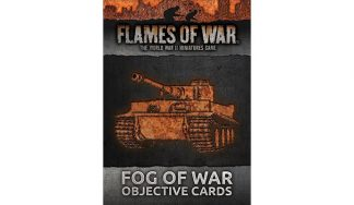 Fog Of War: Objective Cards 1