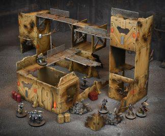 Terrain Crate: Gang Warzone 1