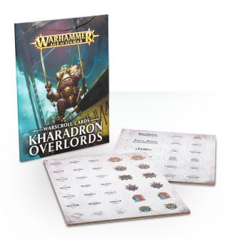 Warscroll Cards: Kharadron Overlords 1