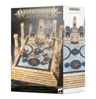 Dominion of Sigmar: Hallowed Stormthrone 1