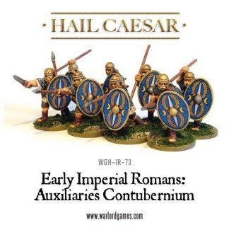 Early Imperial Romans Auxiliaries Contubernium 1