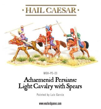 Persian Light Cavalry with Spears 1