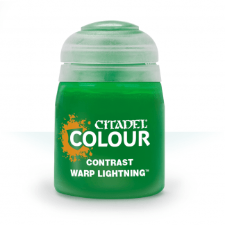 Contrast: Warp Lightning 1