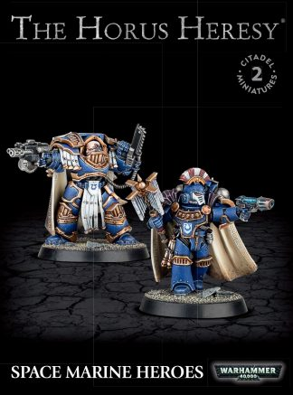 Horus Heresy Space Marines Heroes 1