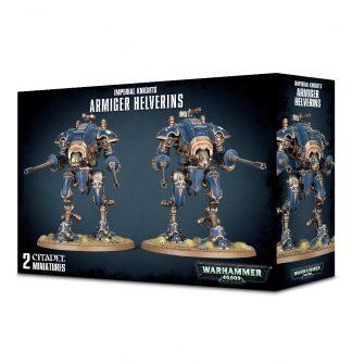 Imperial Knights Armiger Helverins 1