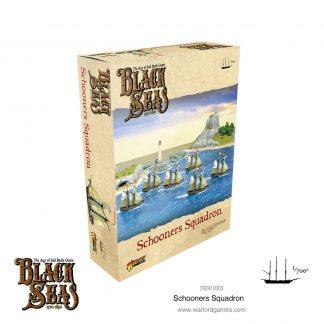 Black Seas: Schooners Squadron 1