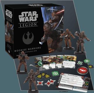 Star Wars Legion: Wookiee Warriors 1